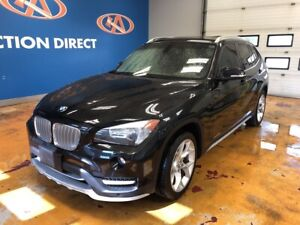 2015 BMW X1 xDrive28i HUGE PANO SUNROOF! AWD! LEATHER!