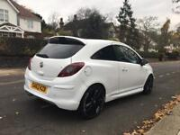 2013 Vauxhall Corsa Limited Edition - low mileage