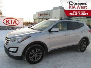 2014 Hyundai Santa Fe Premium /READY FOR WINTER WITH....