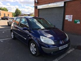 2005 Renault Scenic Automatic Good Runner with history and mot