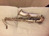 Buescher C Melody sax - Mint condition