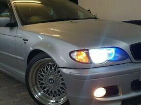 2006 BMW 330d M SPORT SALOON AUTO - LCi CONVERSION FACELIFT