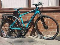 Boardman sport hybrid bike