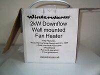 Bathroom Fan Heater