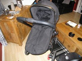 MOTHERCARE ORB TRAVEL SYSTEM(AS NEW)
