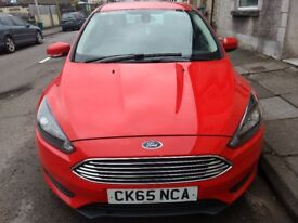 Ford focus 1ltr echo boost for sale 2015 only21,500 genuine miles full service history