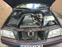 Mercedes-Benz, C CLASS, Saloon, 1996, Automatic, 1998 (cc), 4 doors