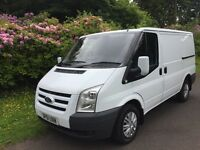 2012 61 TRANSIT 1 OWNER SUPER LOW MILES( FSH ) JUST SERVICED RARE STYLE PACK SUPER CONDITION