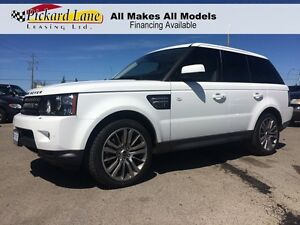2012 Land Rover Range Rover Sport HSE LEATHER INTERIOR!! SUNR...