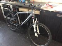 Men's trerain ridgeback bike