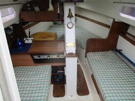 jaguar 21 liftkeel trailer sailer