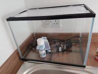 Pets at home 24l fish tank