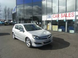2010 10 VAUXHALL ASTRA 1.8 SRI XP 5D 138 BHP **** GUARANTEED FINANCE **** PART EX WELCOME
