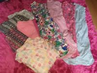 Girls summer bundle age 12-13