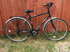 Mens Commuter Bike - Raleigh ACTIV - Medium Size