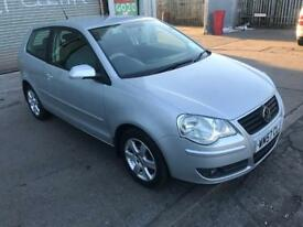 VW POLO 2007 1.2 MATCH, 3dr, NEW MOT, NEW SERVICE, LOW MILEAGE