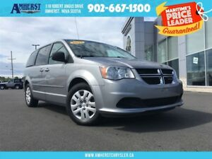 2015 Dodge Grand Caravan SXT FULL STOW N GO, SUPER CLEAN NEW TIR