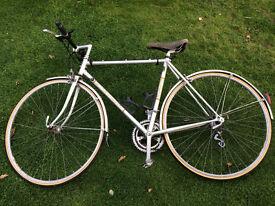 "Henry Burton Road Bike 21"" 531c lightweight"
