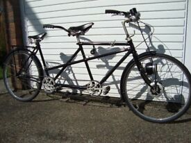 GREAT FUN 1930'S TANDEM IN GOOD CONDITION