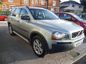 VOLVO XC90 2.4 D5 SE Geartronic Auto (green) 2005