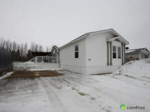 $149,900 - Mobile home for sale in Warburg