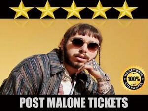 Discounted Post Malone Tickets | Last Minute Delivery Guaranteed!