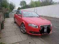 Audi a4 sline 07 plate