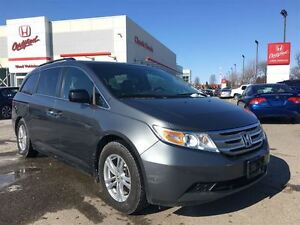 2011 Honda Odyssey EX-L | 8 PASSENGER | LEATHER | CLEAN CARPROOF