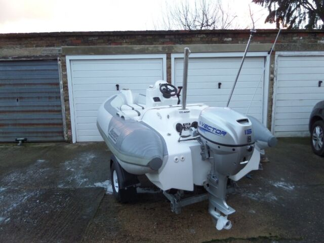 Aquapro Monaco 3 4m Sports Rib/Tender | in Maidenhead, Berkshire | Gumtree
