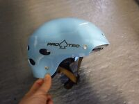 Protec Helmet size large for Kayaking, Cycling or Skate boarding
