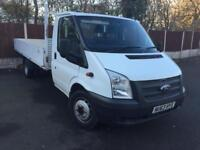 Ford Transit pick Ford Transit up eco engine 125 350 14 foot body