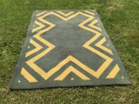 """For Sale 78"""" x 55"""" rug/mat"""
