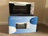 Cook works Table Top mini oven MG18CEV