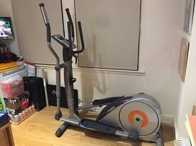 X301 diamond cross trainer