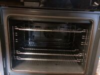 Bosch integrated double oven and grill