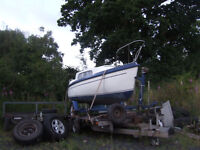 bradwell 18 cruising yacht
