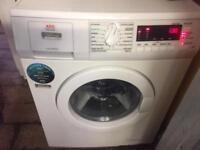 Aeg washing machine