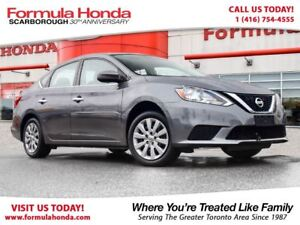 2016 Nissan Sentra $100 PETROCAN CARD NEW YEAR'S SPECIAL!
