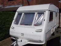 Caravan 3/4 berth no dump.1994