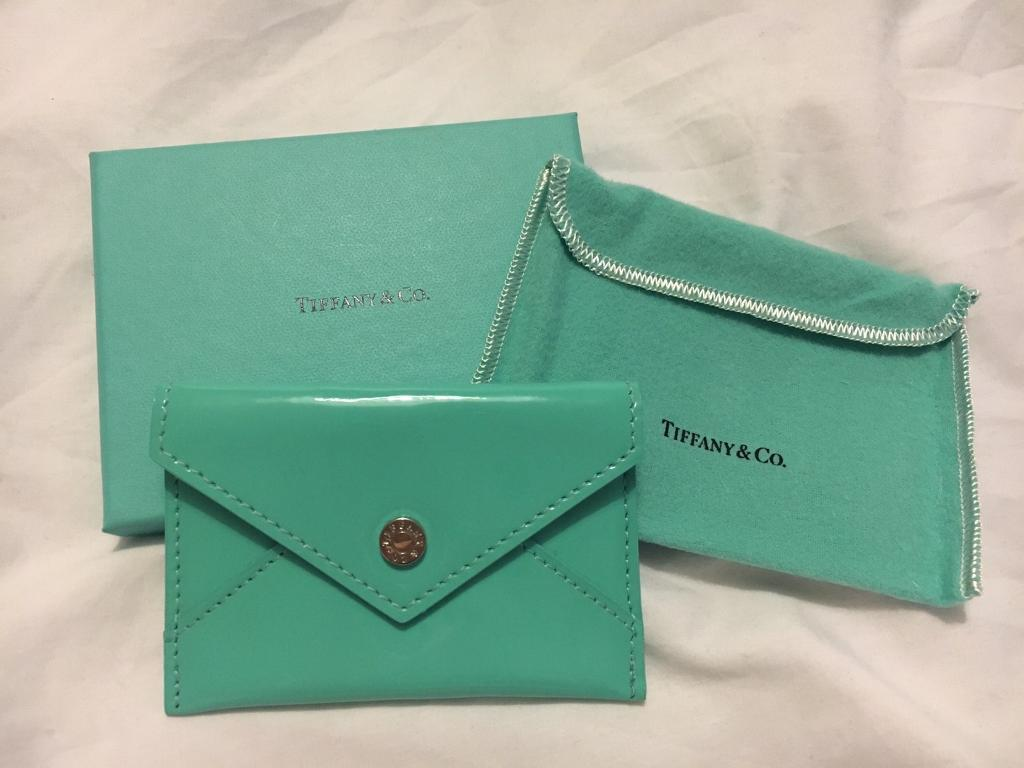 Tiffany business card holder in walton on thames surrey gumtree tiffany business card holder reheart Images