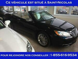 Chrysler 200 Limited Toit Rigide Convertible Gps Toit Rigide 201
