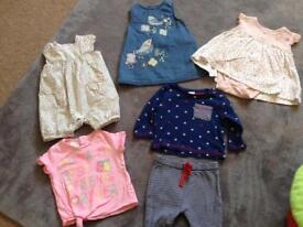 Baby girl 3-6