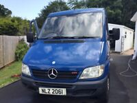 Mercedes-Benz, SPRINTER, Panel Van, 2004, Manual, 2148 (cc)