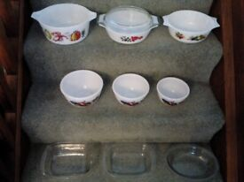 Kitchen clear out! Pyrex cookware