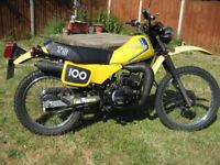 Suzuki TS100 1987