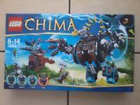 ** LEGO ** 70008 Legends Of Chima Gorzan's Gorilla Striker NEW