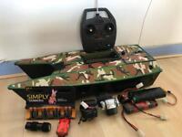 Angling Technics Procat Bait boat carp fishing