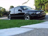 ATS cup deep dish alloy wheels, 4x100, Vw Golf, Seat, Mazda etc