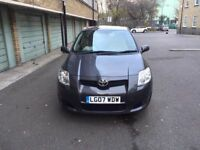TOYOTA AURIS 1.6 VVTI T SPIRIT, AUTOMATIC, 1 OWNER, LONG MOT, CHEAP