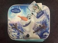 JOB LOT 10x FROZEN/OLAF Lunch Boxed
